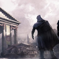 Assassin's Creed – Brotherhood – free wallpaper