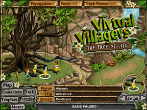 Virtual Villagers 4 guide and walkthrough