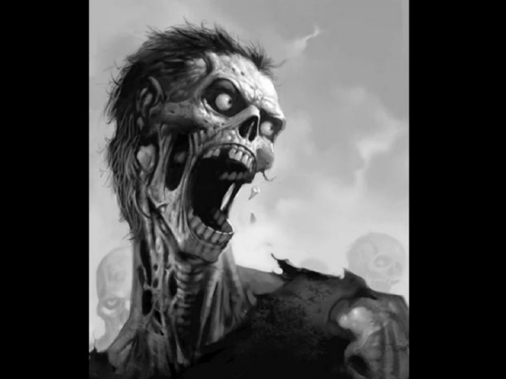 Zombie Wallpaper  Console Players Games Consoles Gaming Accessories