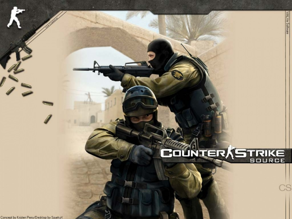 Download Counter Strike Wallpapers