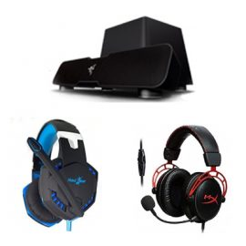 Headsets & Speakers