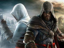 Assassin's Creed: Revelations wallpaper