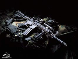 counter strike guns wallpaper